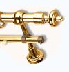Карниз 2,4м золото (Польша)