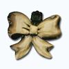 Кламерки метал. (Kokarda KM7222) бант золото ант