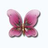 Мотыль средний (Rozowy MS 7412) розовый